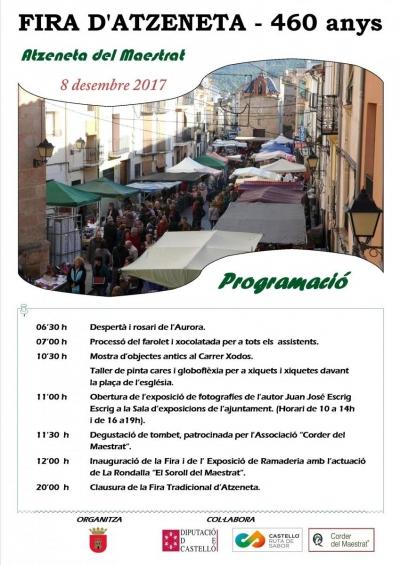 Feria de Atzeneta del Maestrat