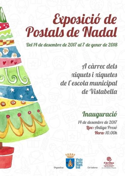 Exposición Postales de Navidad (Vistabella del Maestrat)