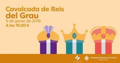 Cabalgata de Reyes Magos (Grao de Castellón)