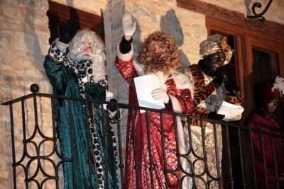 Cavalcada de Reis Magos (Vilafranca)