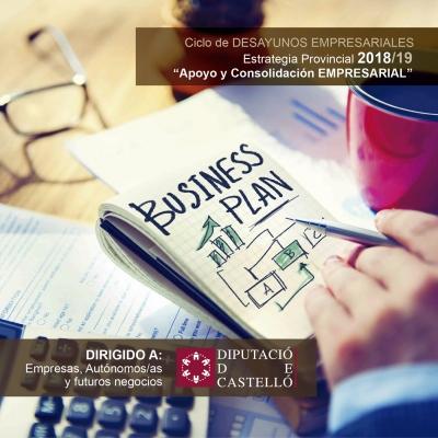 DESAYUNOS EMPRESARIALES para el Emprendimiento y la Promoción Económica