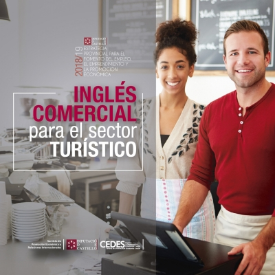 Anglès Comercial per al Sector Turístic - Montanejos