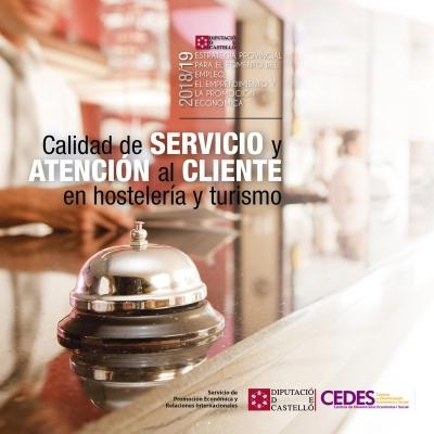 Calidad de Servicio y Atención al cliente en Hostelería y Turismo - Benicassim