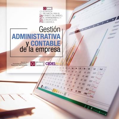 Gestión administrativa y contable para la empresa -Vila-real