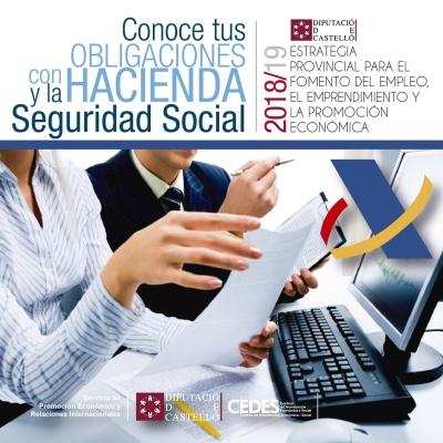 Conoce tus obligaciones con Hacienda y Seguridad Social - Nules