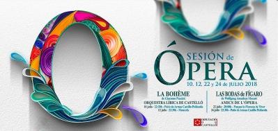 Sesión de ópera - Las bodas de Fígaro (Viver)
