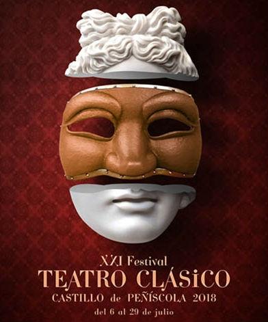XXI Festival de Teatro Clásico castillo de Peñíscola - Comedia Aquilana