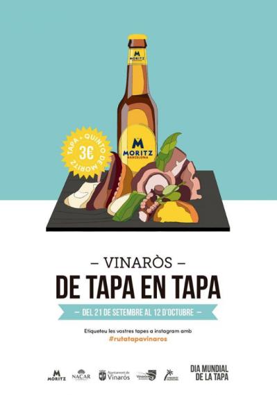 DE TAPA EN TAPA (VINARÓS)