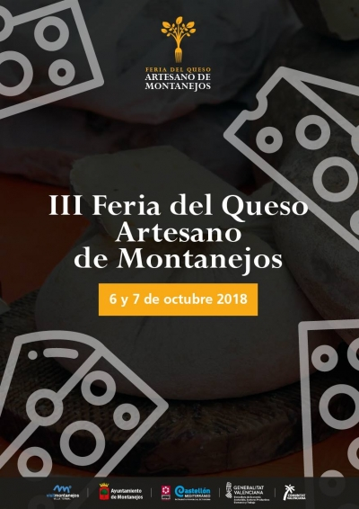 III FERIA DE QUESO ARTESANO DE MONTANEJOS