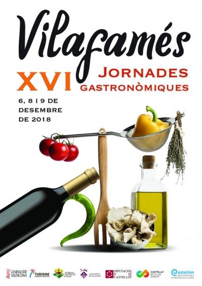 XVI Jornades Gastronómiques de Vilafamés