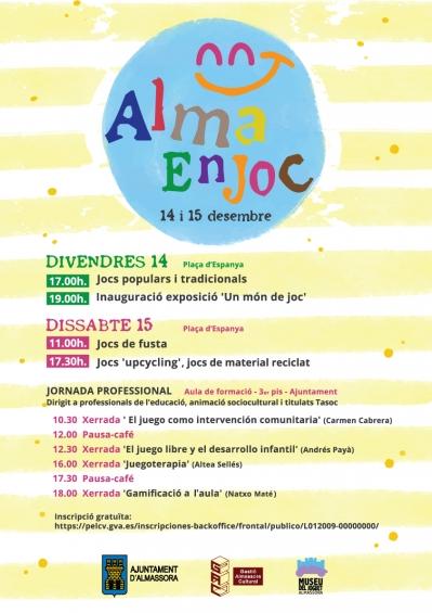 I Jornadas ALMAENJOC, Almassora