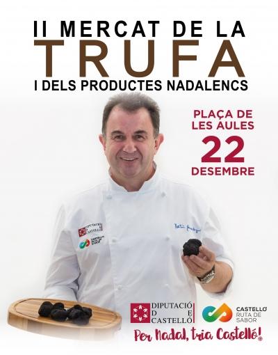 """'II Mercado de la Trufa y de los Productos Navideños"""""""