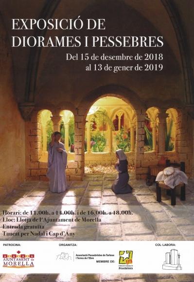 Exposición de Dioramas y Pesebres en Morella