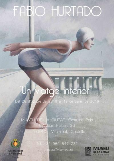 Exposición de pintura de FABIO HURTADO