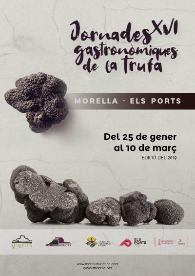 XVI Jornadas gastronómicas de la trufa