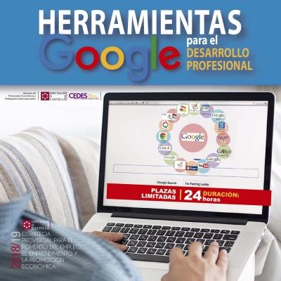 Eines Google per al Desenvolupament Professional - Vilafranca