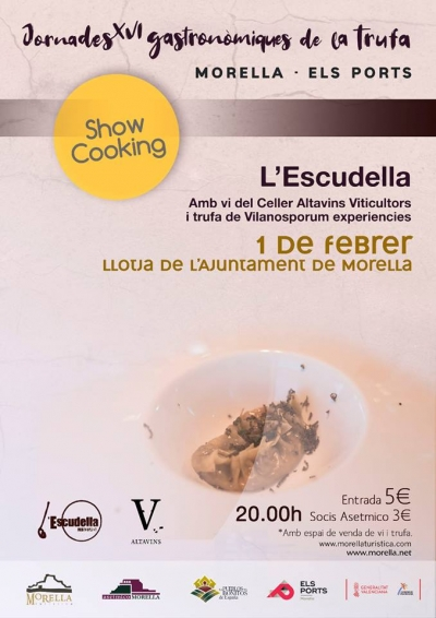 Show cooking l'Escudella