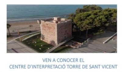 Horarios Centro de Interpretación Torre de San Vicente (Benicàssim)
