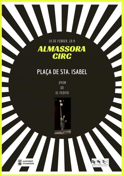 ALMASSORA CIRC  - Oyun,  El Fedito