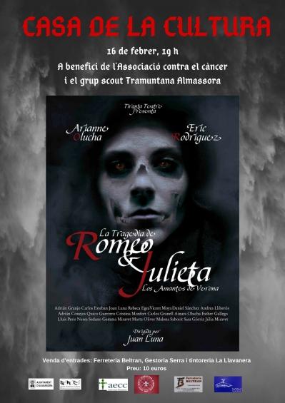Romeo y Julieta de Tirante Teatre
