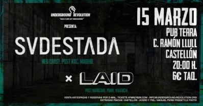 Actuación Musical: Svdestada & LAID