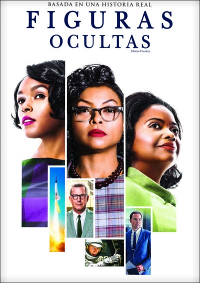 "Cine / Coloquio: ""Figuras ocultas"""
