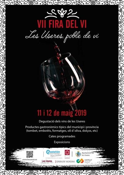 VII Feria del Vino de les Useres