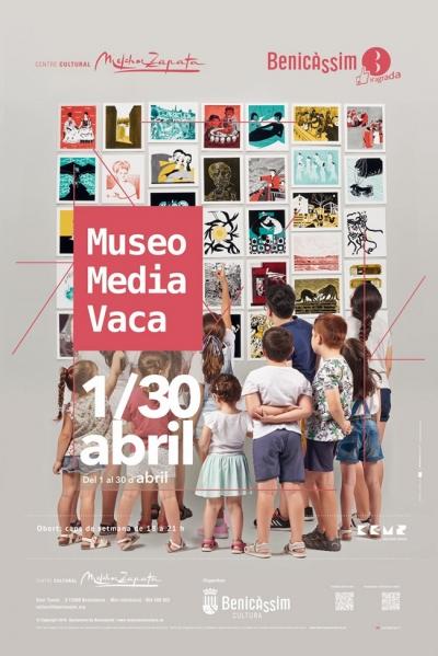 Exposición Museo Media Vaca