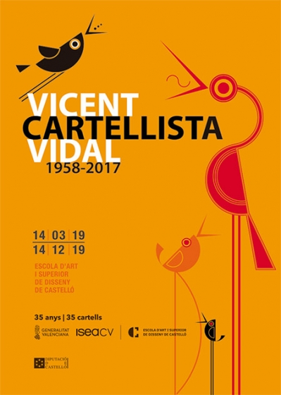 Exposición: Vicent Vidal, cartelista