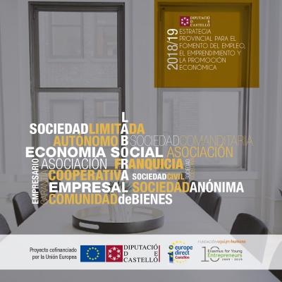 """Jornada """"Formes Jurídiques, Ajudes i Movilitat Europea"""" per a l'Emprenedoria"""