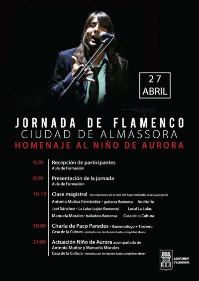 I Jornada de Flamenc Ciutat d'Almassora