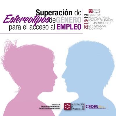 Taller - Superación de estereotipos de género para el acceso al empleo - Benassal