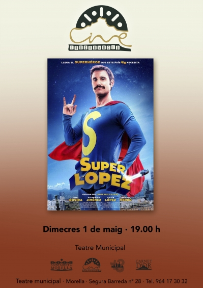 Cine: Superlópez