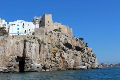 Visites teatralizadas al Castell de Peníscola
