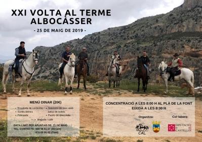 XXI Vuelta al término de Albocàsser