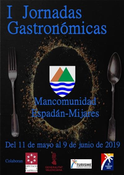 I Jornadas Gastronómicas Mancomunidad Espadán-Mijares