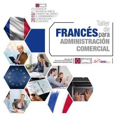 Francés para Administración Comercial - Onda