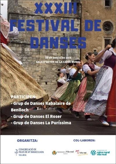 XXXIII Festival de Danses