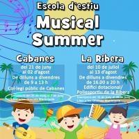 Escola d'estiu 2019, Cabanes.