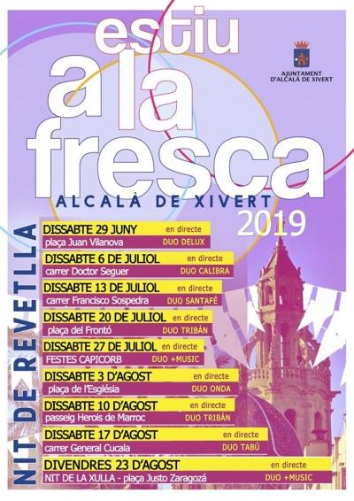 ALCALÀ A LA FRESCA, Alcalà de Xivert.