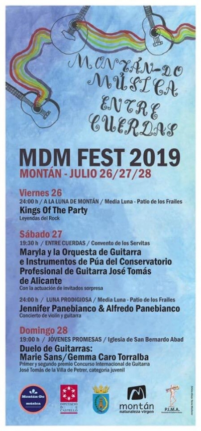 Festival de Munten-Do Música