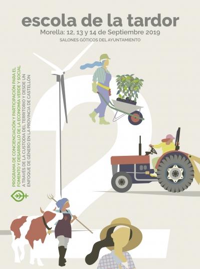 Escola de la tardor - Hacia una Economía Verde y Social - Morelia