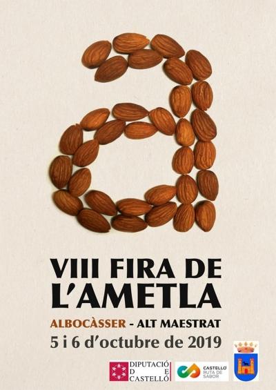 VIII FERIA DE LA ALMENDRA, ALBOCÀSSER