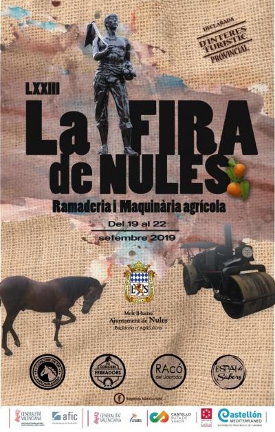Fira de Maquinària Agrícola i Ramadera de Nules.