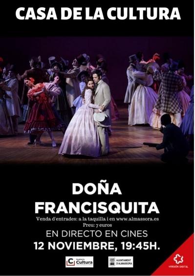 Casa de la cultura Doña Francisquita, Almassora