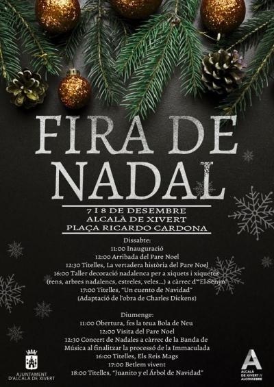 Feria de Navidad - Alcalà de Xivert
