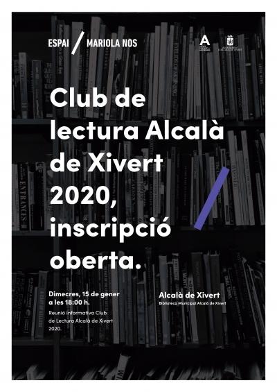 Club de lectura - Alcalà de Xivert