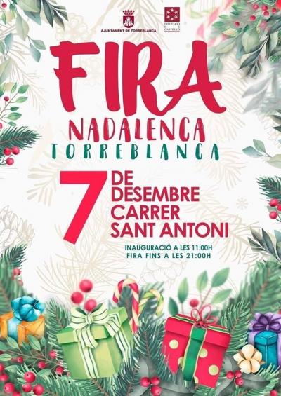 Feria Navideña - Torreblanca