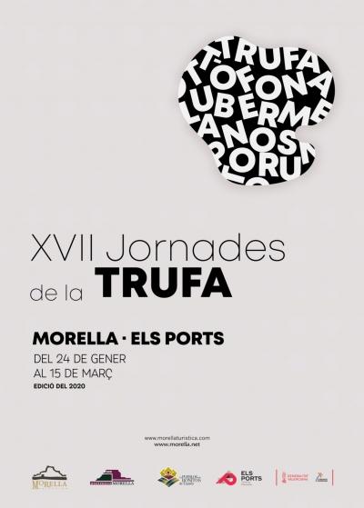 """""""XVII Jornades de la tòfona"""" a Morella - Els Ports."""