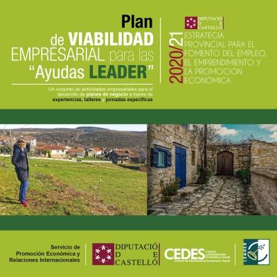 """Webinar - Plan de Viabilidad Empresarial para las """"Ayudas LEADER"""""""